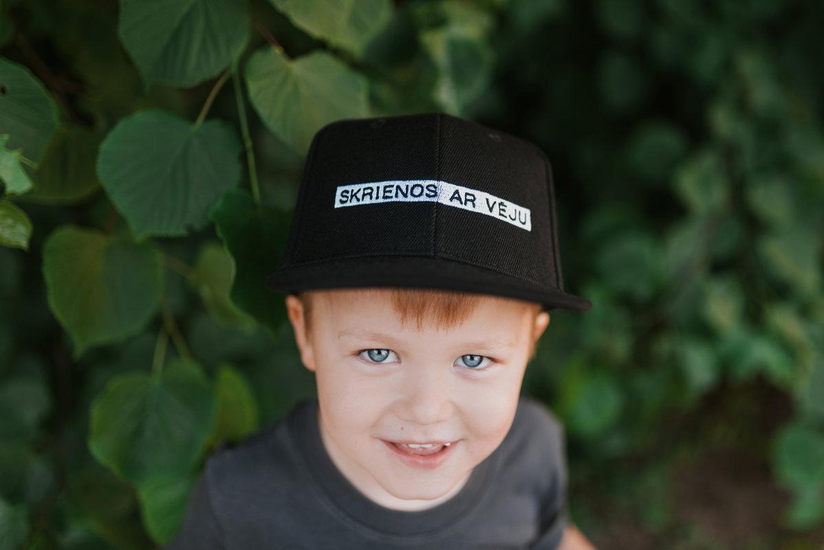 SKRIENOS AR VĒJU bērnu cepure
