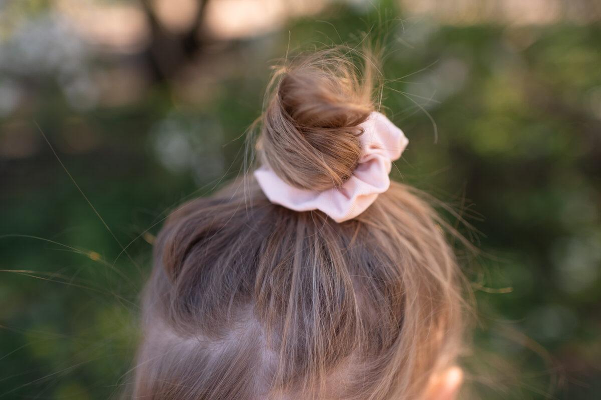 Scrunchy matu gumijas