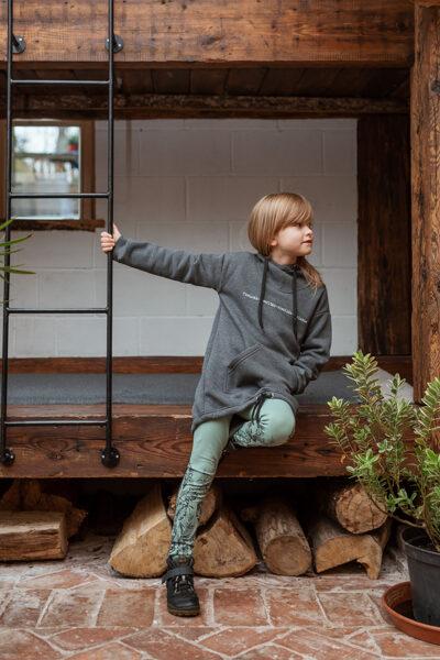 Bērnu kapučdžemperis, PELĒKS